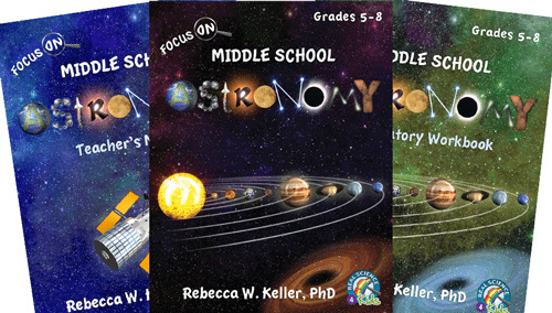 middle school astronomy books - photo #12