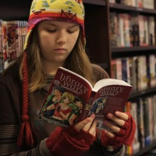 Bookstore Browsing.