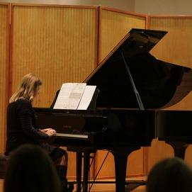 Piano Recitals.