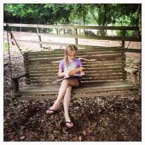 AG bookporch