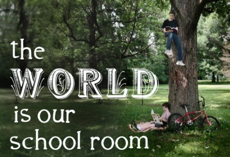 theworldisourschoolroom